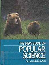 The New Book of Popular Science: Volume 5 (Mammals/Human Sciences) (Deluxe Libra