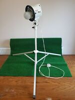 Photax 3200k White Interfit Head and No 2 Stand tripod with spare bulb 044462