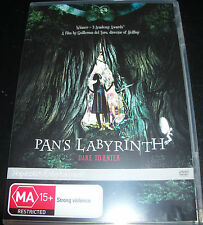 Pan's Labyrinth (Australia Region 4) DVD - Like New