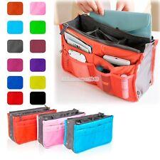 Handtasche Organizer Tasche Shopper Ordnung Reise Kosmetik ToolInhalt ElR8