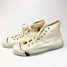 Vintage Pro Keds canvas high tops size 10.5 New Old Stock without box or tags