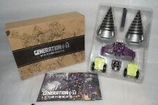 New Transformers Generation Toy GT-09 Upgrade Kit Apply GT/NBK Devastator MISB