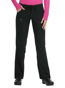 "Koi Lite Women's ""Peace"" 721 Drawstring Scrub Pant -NEW-FREE SHIP"