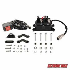 Extreme Max Universal Contactor / Relay and Mini Rocker Switch Kit