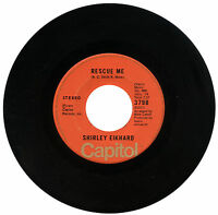 "SHIRLEY EIKHARD  ""RESCUE ME""   KILLER VERSION OF FONTELLA BASS CLASSIC   LISTEN!"