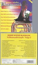 CD--VARIOUS -1992- -- IMMER WIEDER BLASMUSIK-FOLGE 2