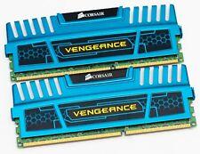 CORSAIR Vengeance 8GB (2x 4GB) 240-Pin DDR3 1600 (PC3 12800) Desktop Memory