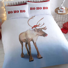 Christmas Solid Bedding Sets & Duvet Covers