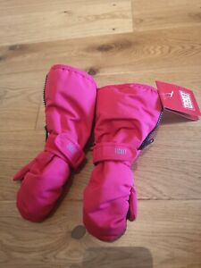 Bnwt Ticket To Heaven Girls Ski Gloves Winter New RRP £27.95