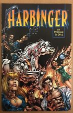 Harbinger: Acts Of God #1 (1998) VF/NM Acclaim Signed By James Perham