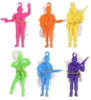 6 Parachute Men - Parachutist Pinata Toy Loot/Party Bag Fillers Wedding