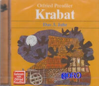 KRABAT + Das 3.Jahr + Spannendes Hörbuch ab 5 Jahren von Otfried Preußler + NEU