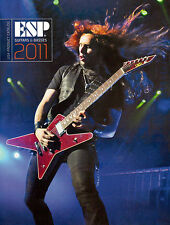 ESP Guitars & Basses 2011 USA Product Catalogue, ESP, LTD, XTONE
