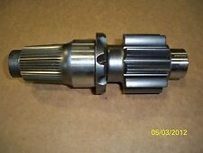 NEW KOMATSU D20 & D21 -6, -7, -8 FINAL DRIVE PINION SHAFT, DOZER OR LOADER
