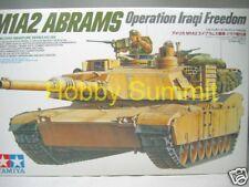Tamiya 1/35 Modern US  M1A2 ABRAMS  Iraqi Freedom  Main Battle Tank 35269