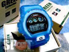 Casio G-Shock Tough Solar World Time Watch G-6900EB-2 G6900EB 2