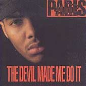 The Devil Made Me Do It [PA] by Paris (Rare) (CD, Guerrilla Funk)