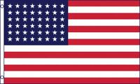 3'x5' USA 48 Stars Flag Old Glory Star Spangled Banner American Patriotic US 3x5