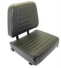 "SUPERIOR Basic Forklift Seats (Cat, Mitsubishi) 20""x19.5""x17""- Vinyl Seat Switch"