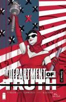 Image Comics Department of Truth #1 1:25 Inhyuk Lee Variant NM 9/30/2020