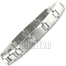 S4805 SOHOFIVE MAGNETIC HEALTH BRACELET STRONG MAGNETS SURGICAL STAINLESS STEEL