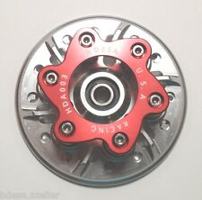 Ducati 1000GT  Dry Clutch Pressure  Plate / Spring Spider Red/A2 Stainless Steel