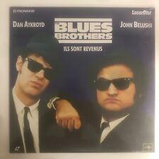 The Blues Brothers Ils Sont Revenus LaserDisc NEUF Sous Blister