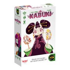Kabuki Card Mini Game Games Iello Games IEL 51256 Micro Family Memory