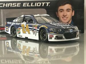 RARE * CHASE ELLIOTT 2016 ROOKIE * #24 KELLEY BLUE BOOK * CHEVROLET SS * ACTION