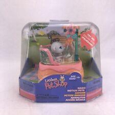 YUM YUM HAMSTER Littlest Pet Shop Magic Motion Pets New in Box 2006