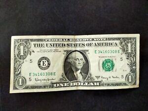 Etats-Unis billet 1 dollar 1963 A en TTB +