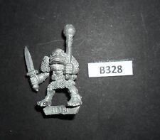 Warhammer Citadel marauder miniaturas MM20 orco con Mace & Sword 1988 B 328