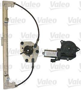 Valeo Window Regulator Rear LH 850816 fits Alfa Romeo 159 1.7 TBi (939), 1.9 ...