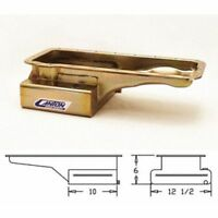 CANTON 15-820 Road Race Series Wet Sump Oil Pan For Ford 332-428FE