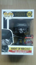 Funko Pop Vinyl Star Wars Rise Skywalker Knight of Ren War Club EMP EXCLUSIVE