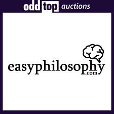 EasyPhilosophy.com - Premium Domain Name For Sale, Dynadot