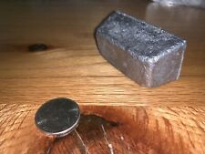 Lead Ingots - 1 Pound Ingots - Cleaned/Deburred - Priority Mail!