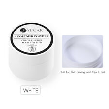 UR SUGAR 2 in 1 Acrylic Powder Pink Clear Shimmer Polymer Nail Extension Powder