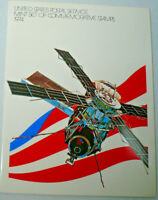 1974 Mint Set Commemorative USPS Souvenir Yearbook Album with Stamps Free Ship