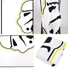 Disney Star Wars Classic 'Storm' Coral Panel Fleece Blanket Throw Brand New