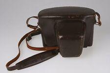 Leica Leder Bereitschaftstasche für SL/SL2 Gehäuse braun