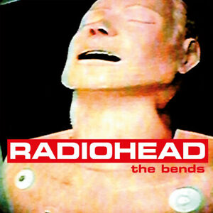 Radiohead - The bends Cover Poster Giclée Print