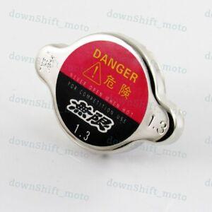 JDM MUGEN Radiator Cap 1.3kg/cm 15mm for HONDA ACURA S2000 CRV Legend TSX RL RDX