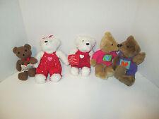 Hallmark Kissing Bears Magnetic Valentine's Lot