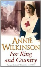 For King and Country - New Book Wilkinson, Annie