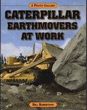 Attrezzature molto pesanti libro di costruzione: earthmovers millepiedi sul lavoro-BILL Robertson