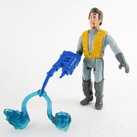 The Real Ghostbusters Peter Venkman Fright Features Complete Vintage Kenner 1988