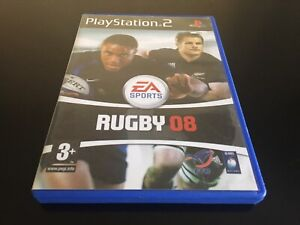 EA SPORTS RUGBY 08 2008 PLAYSTATION 2 PS2 EDITION FR PAL COMPLET