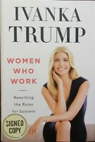 Ivanka Trump Signed Book - Beckett BAS