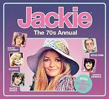 Jackie The 70's Annual - 3CD *NEW DISCS*